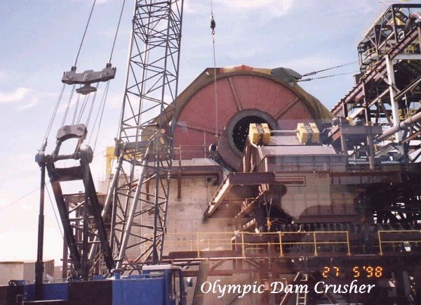 Olympic Dam Crusher