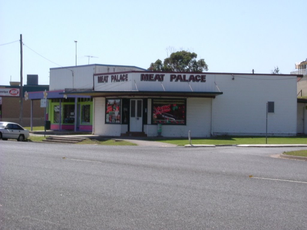 The Meat Palace!