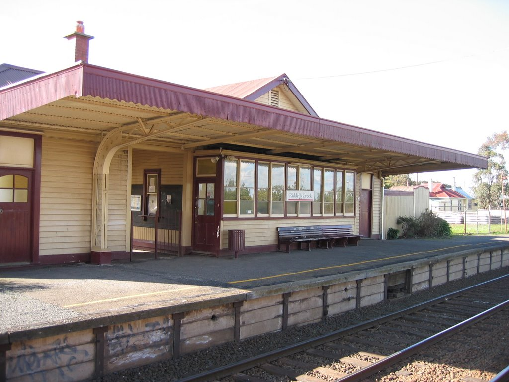 Riddells Creek Station