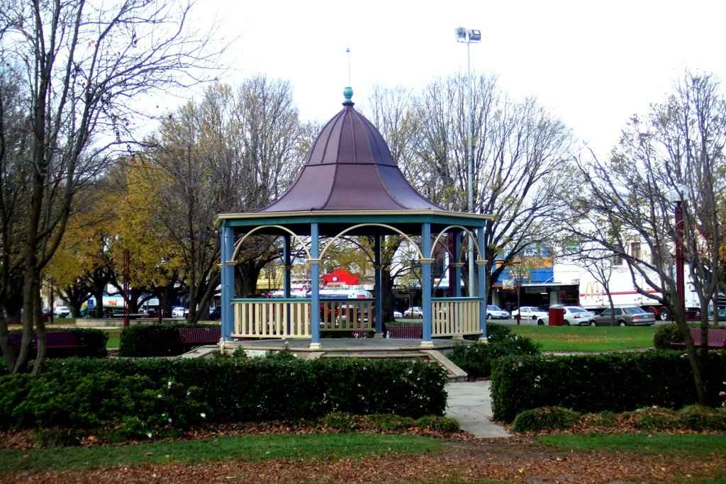 Memorial Square Rotunda - Colac, Victoria
