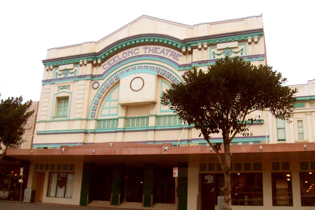 Geelong Theatre - Geelong