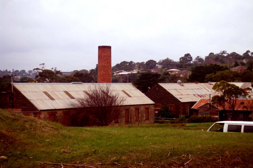Old Mill Buildings - Geelong