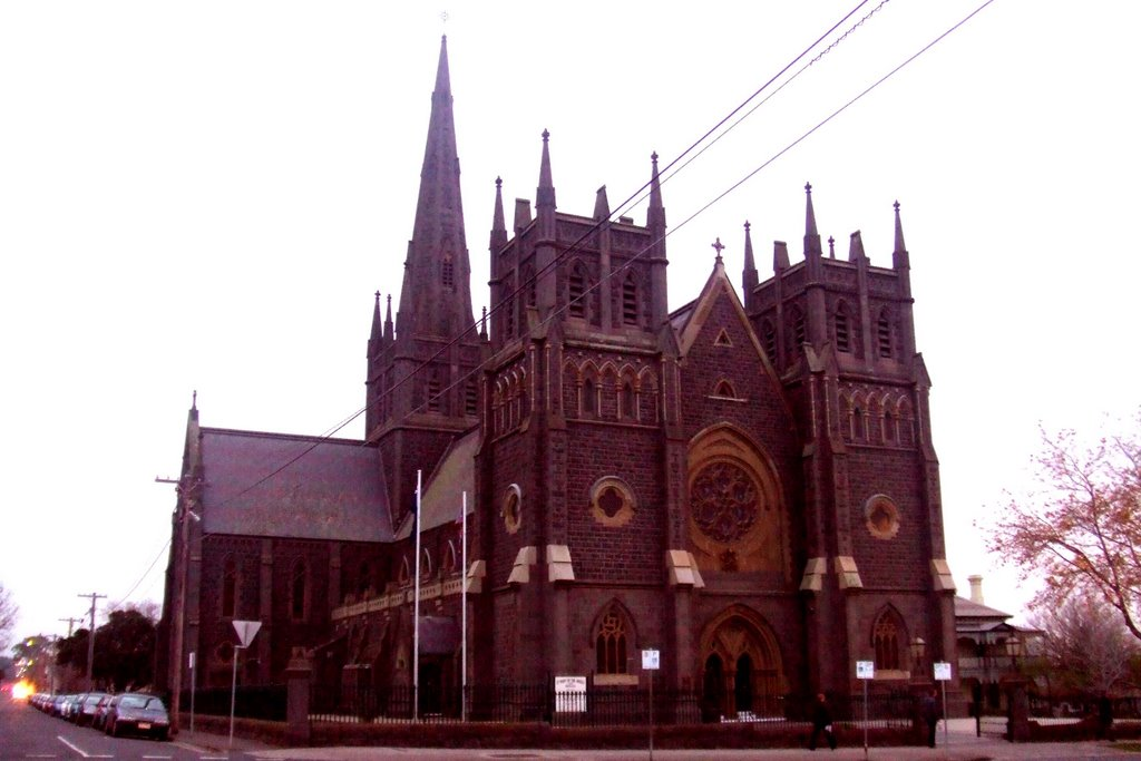 St Marys Catholic Church - Geelong