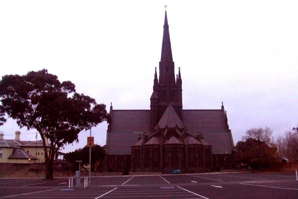 Catholic Church - Geelong