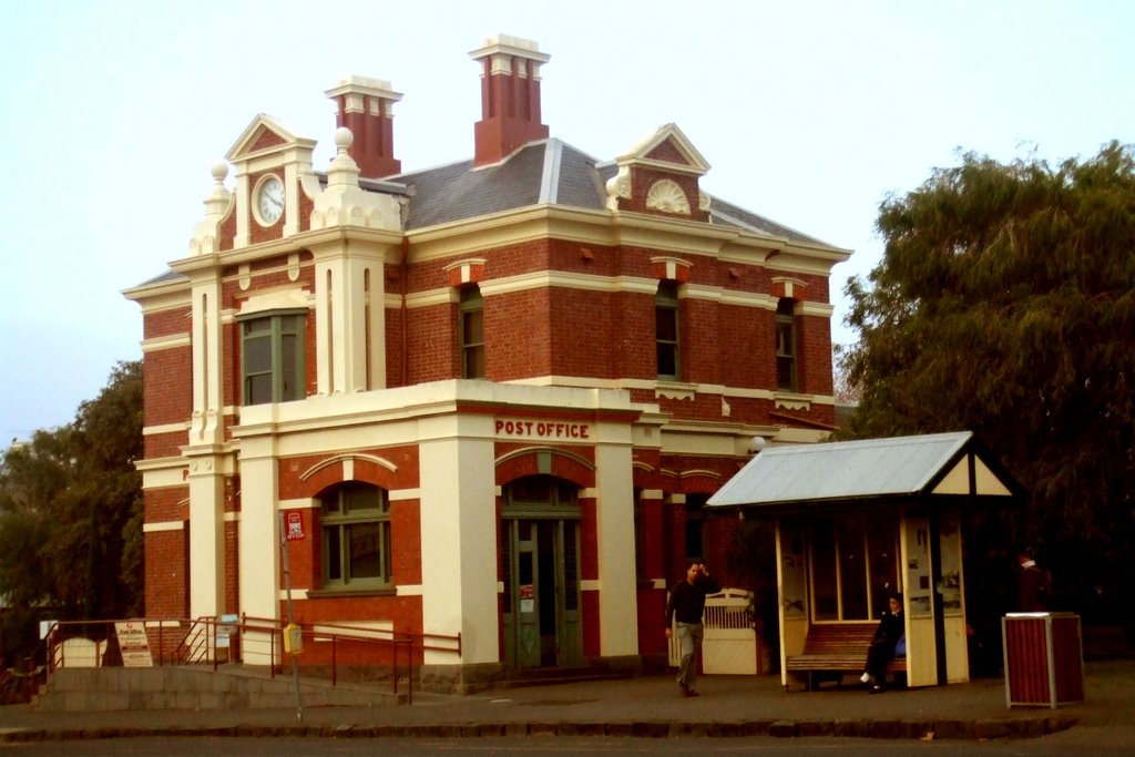Post Office - Queenscliff, Victoria