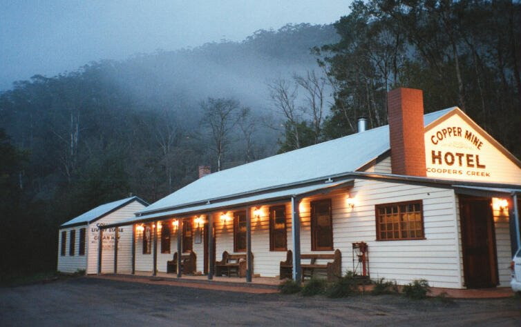 Copper Mine Hotel, Coopers Creek