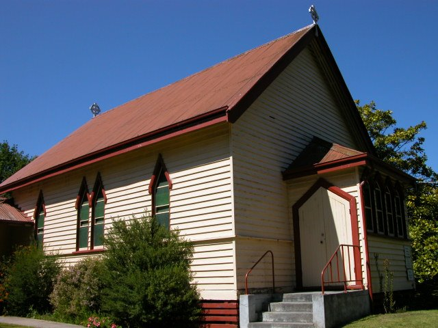 Uniting and Anglican Church, Boolarra