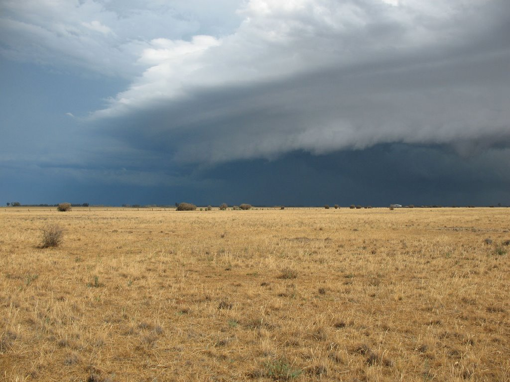 Summer Storm on the Plains