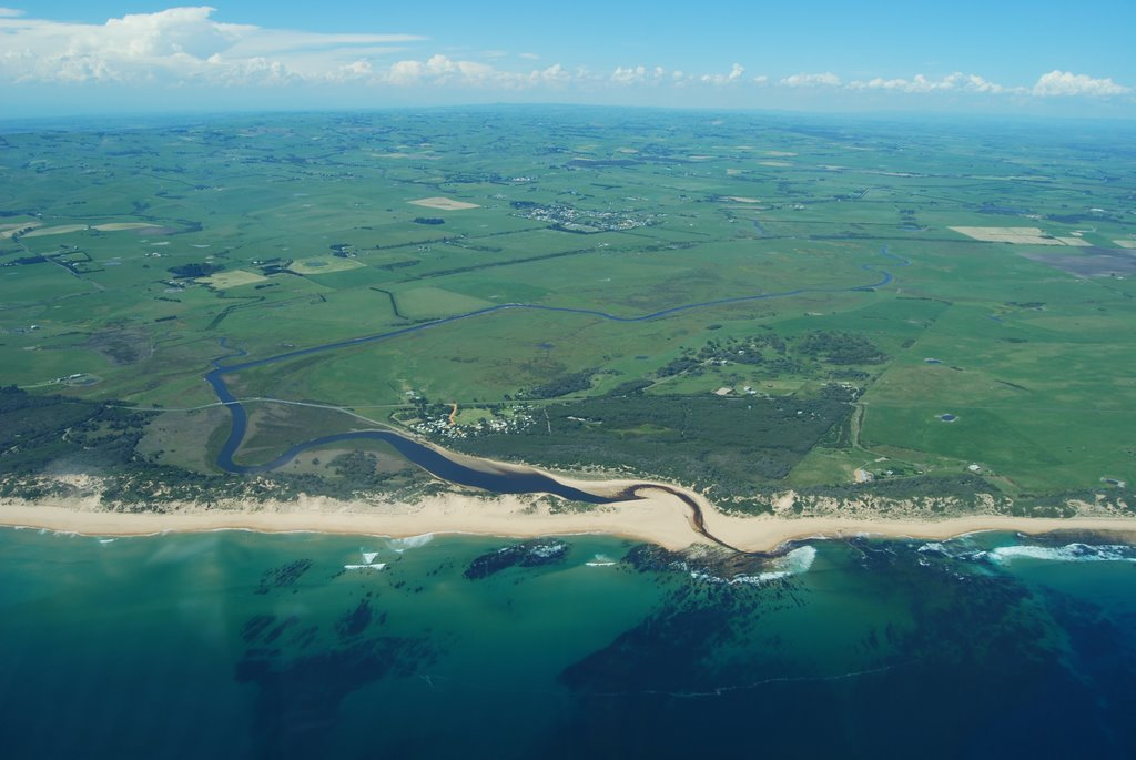 Powlett River Proposed Desalination Site