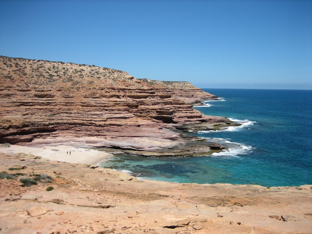 Kalbarri, Eagle Gorge