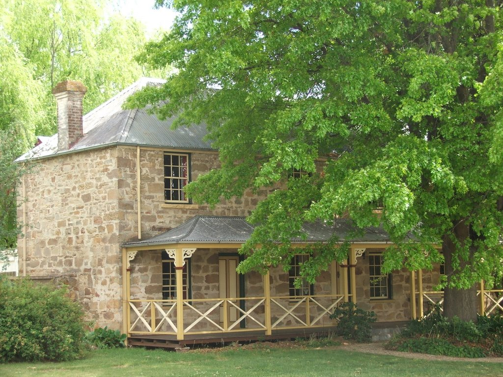 Bungendore - The Old Stone House