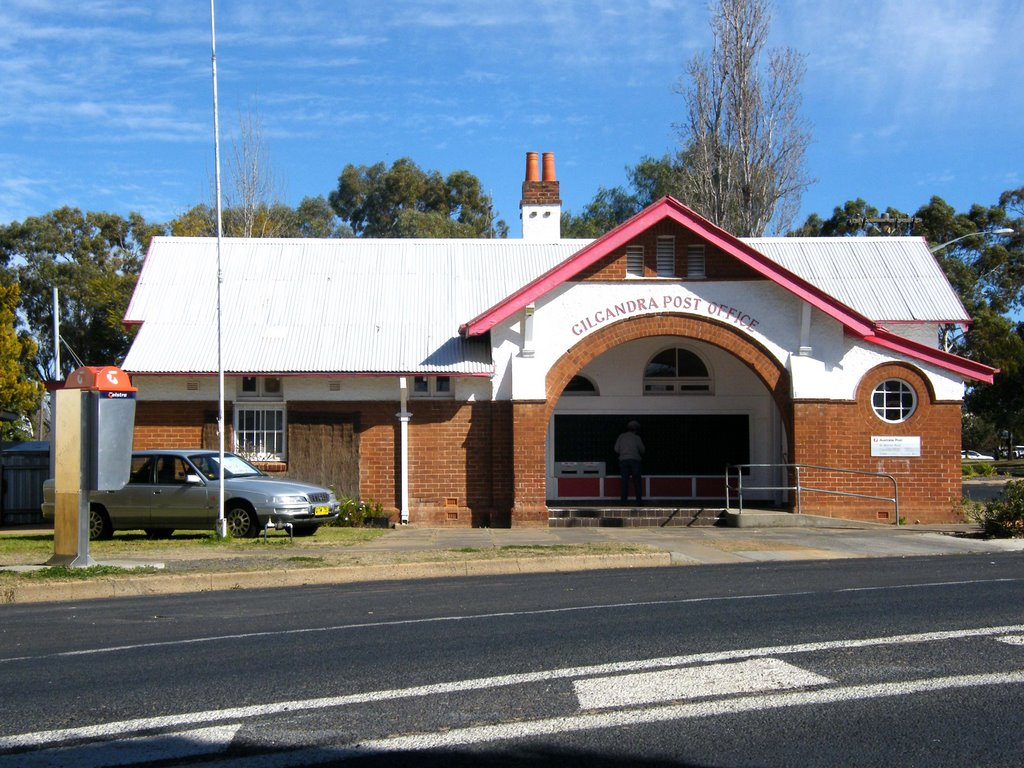 Post Office - Gilgandra, NSW