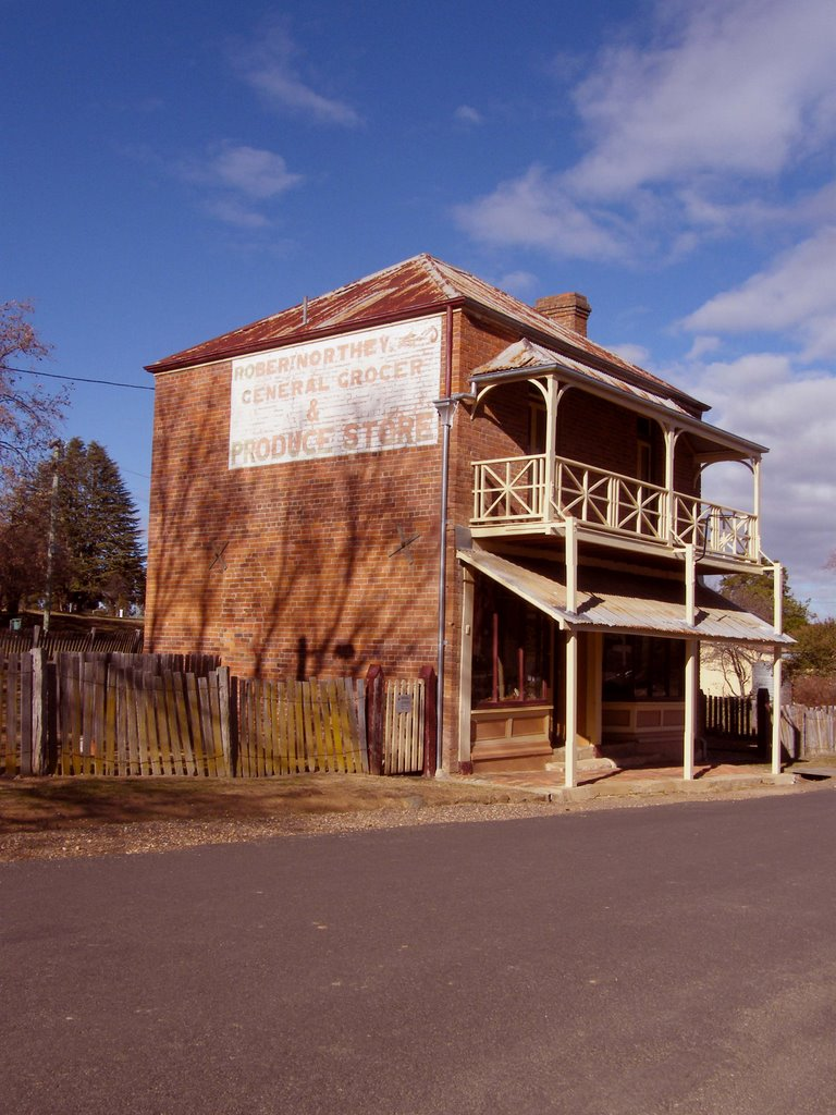 Grocery - Hill End, NSW