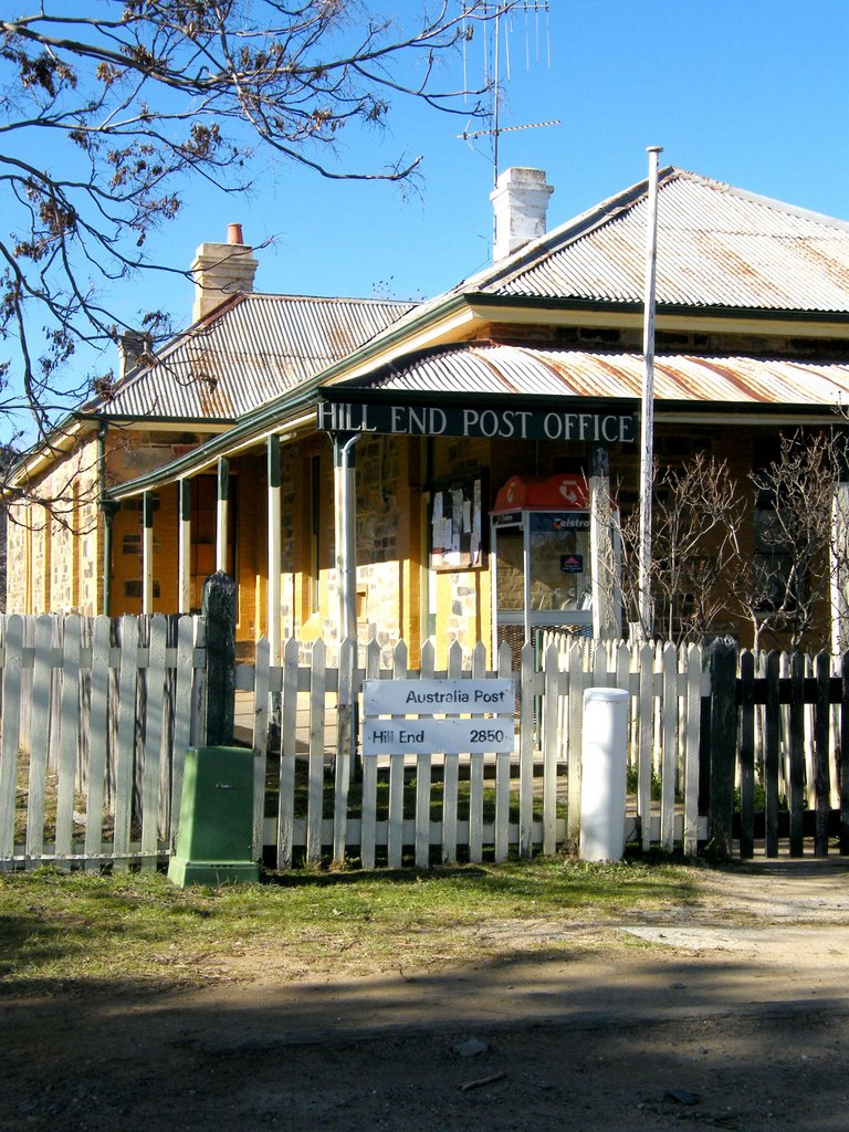 Post Office - Hill End, NSW
