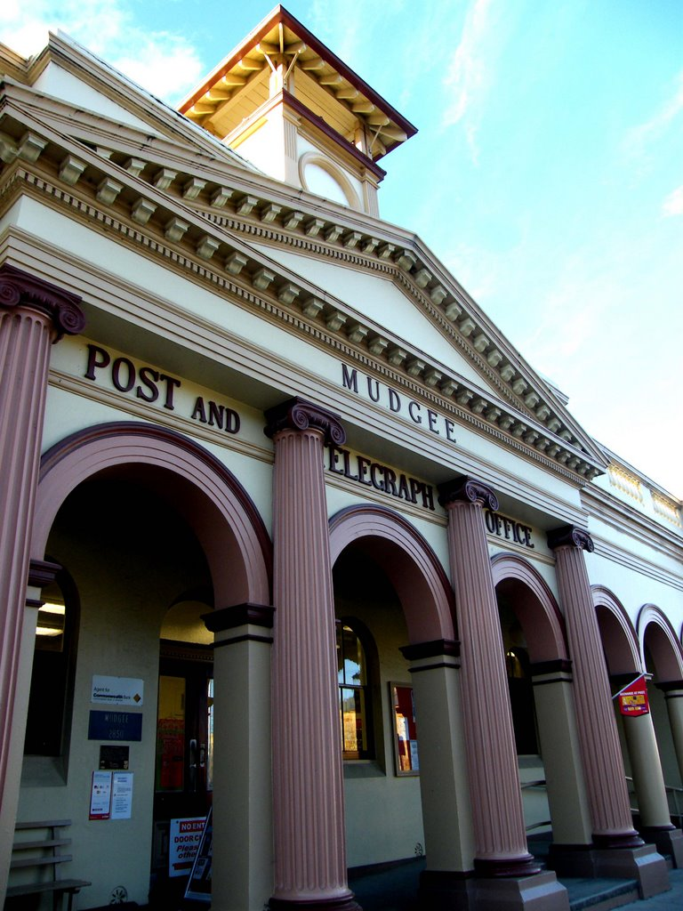 Post Office - Mudgee, NSW