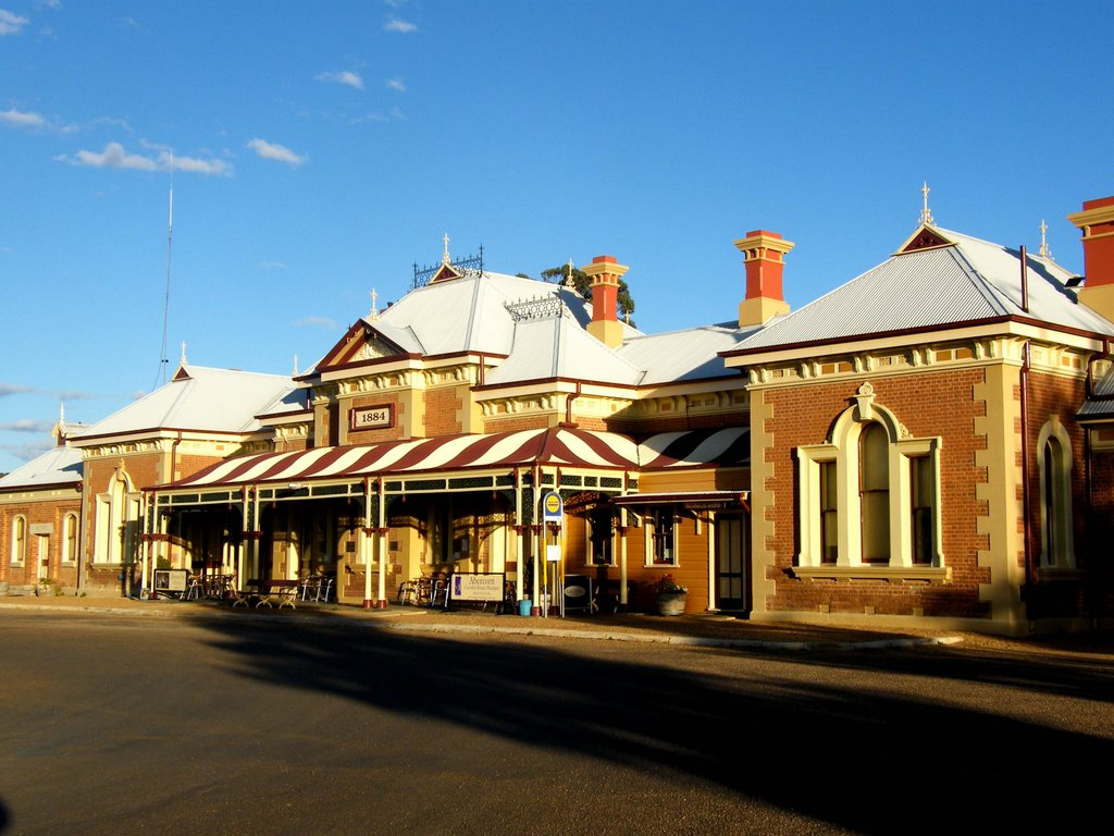 Rail Station - Mudgee, NSW