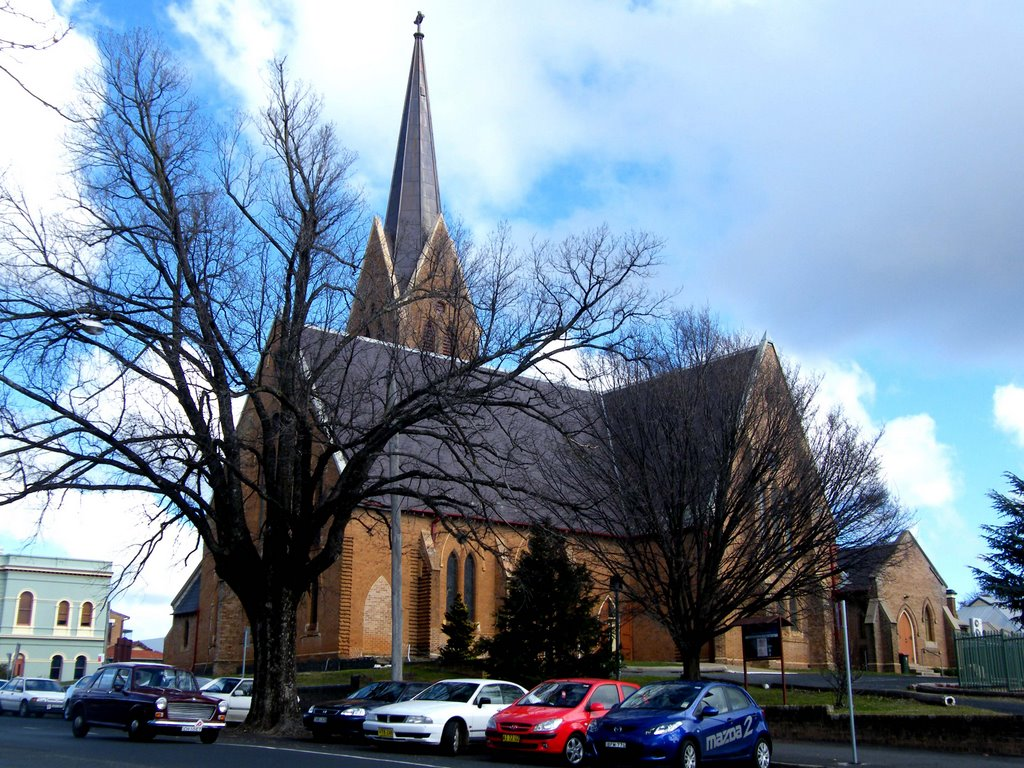 Anglican Church - Orange, NSW