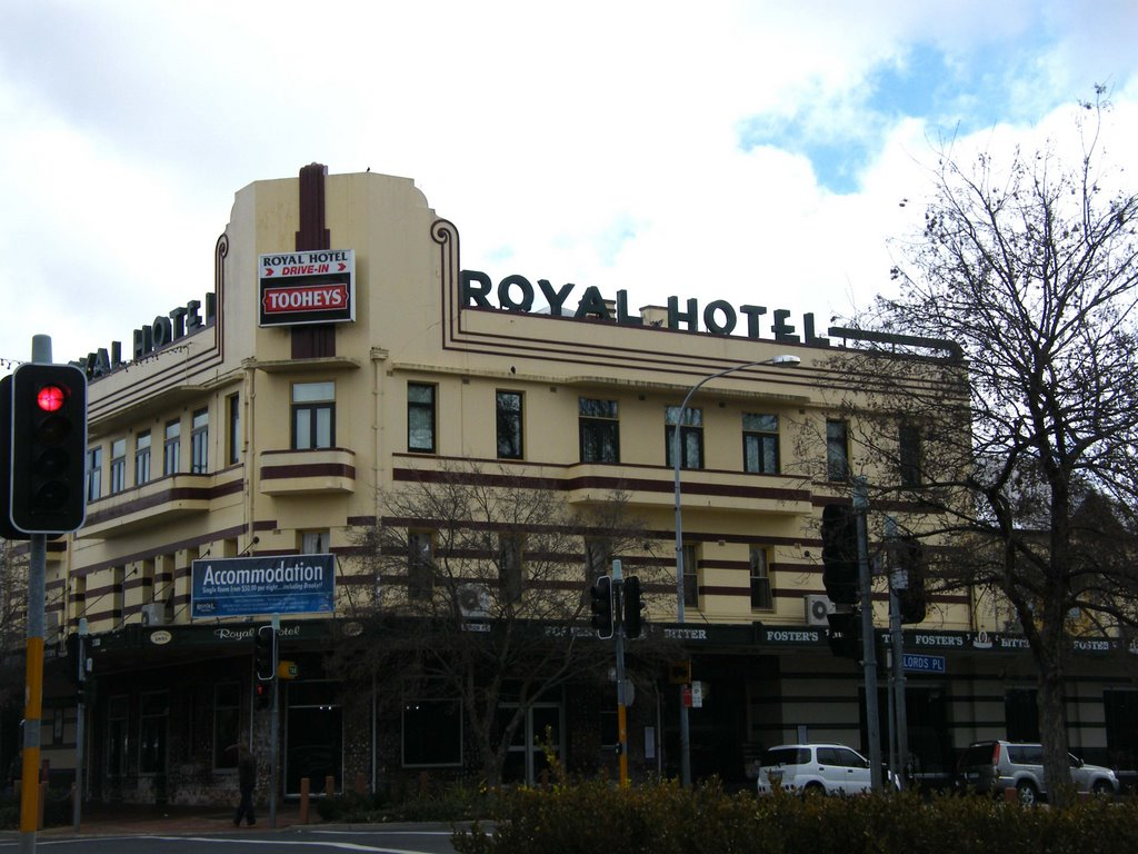 Royal Hotel - Orange, NSW