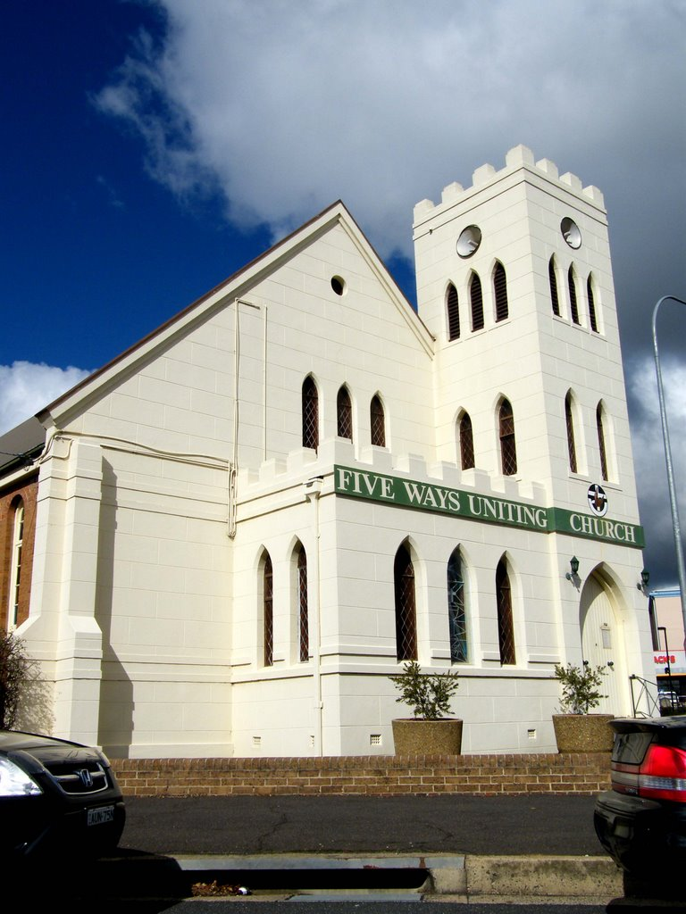 Uniting Church - Orange, NSW