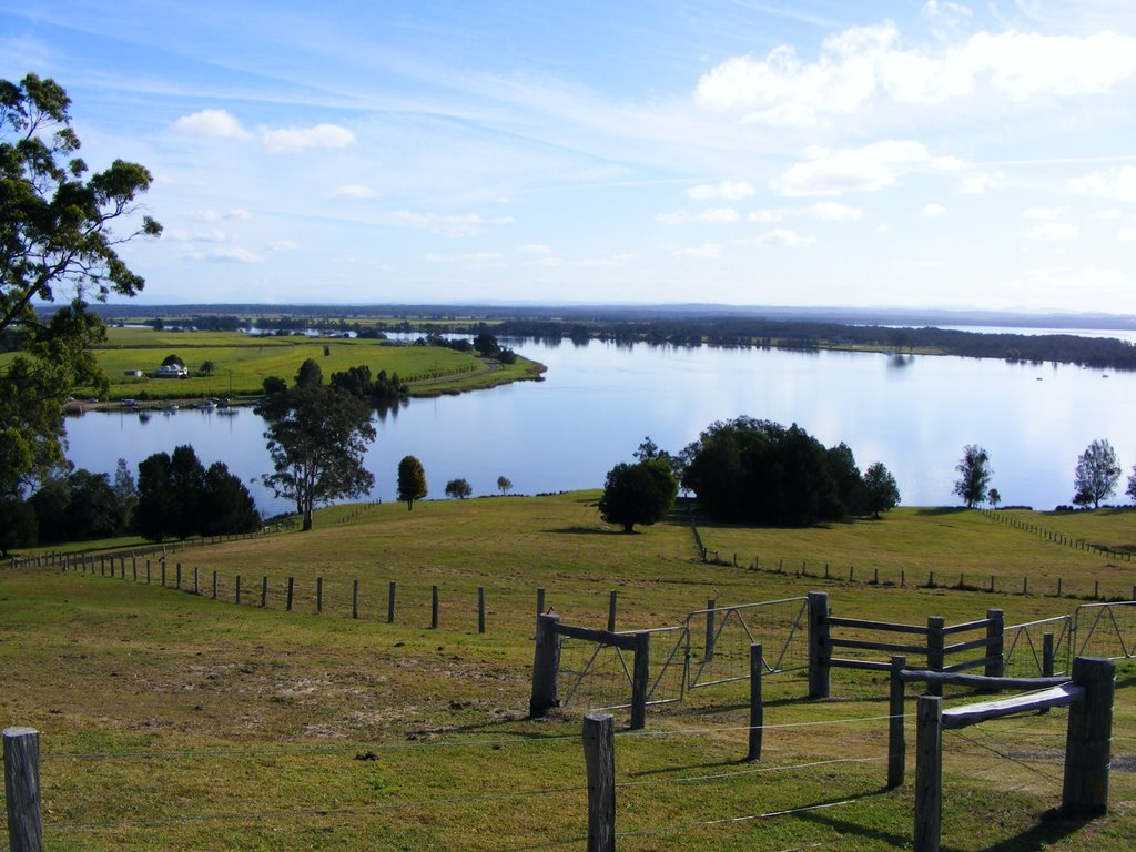 Woodford Island & the Clarence River
