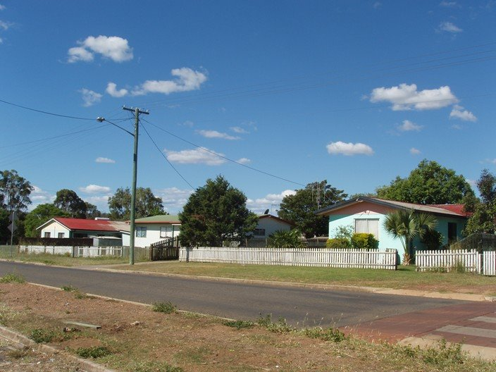 Cherbourg, one Aboriginal village