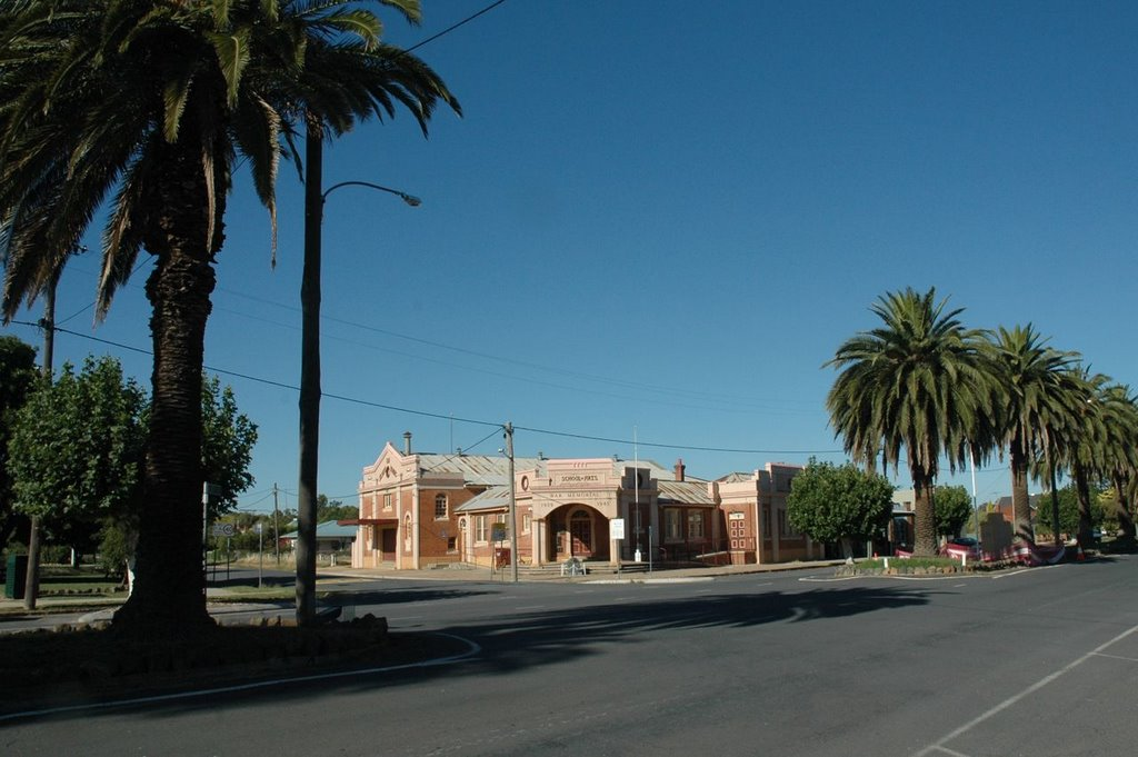 School of Arts, Culcairn