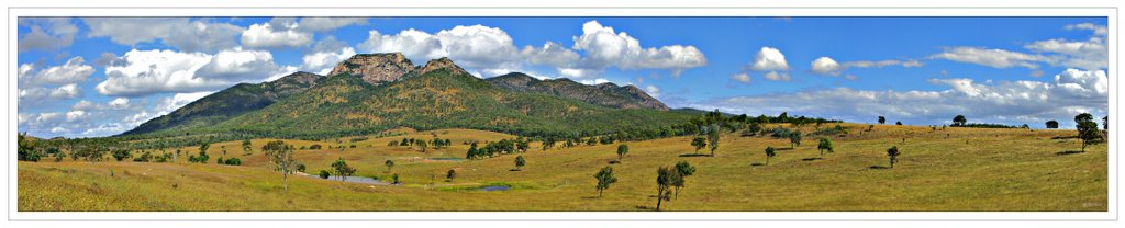 Mount Walsh near Biggenden, Qld