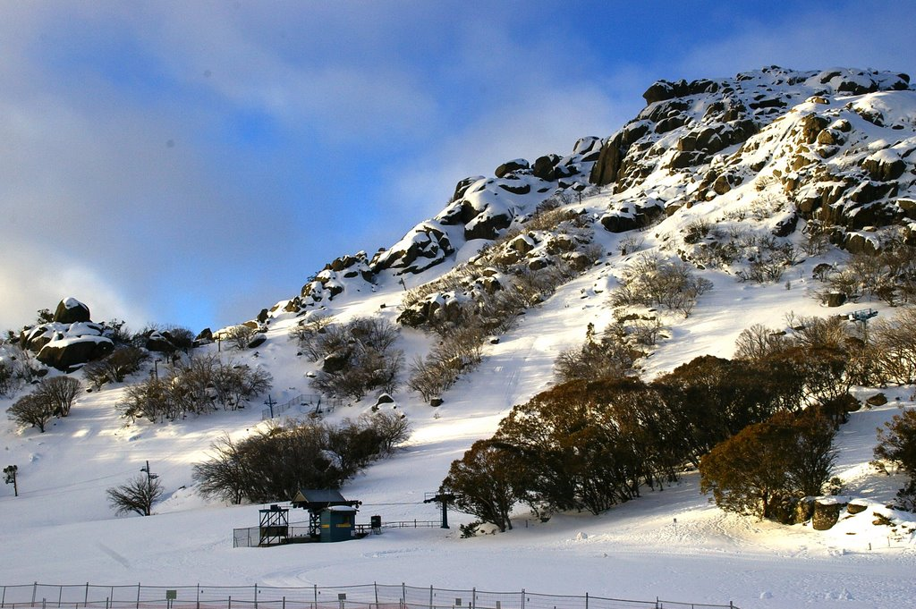 Mt Buffalo Ski Field