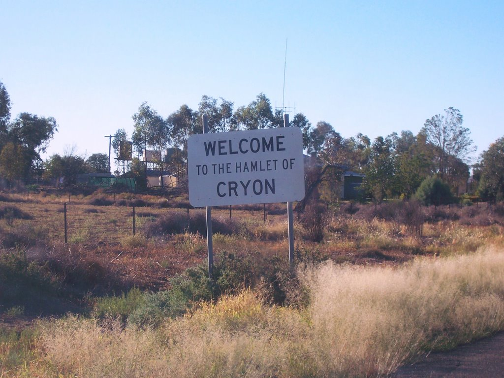 The Hamlet of Cryon