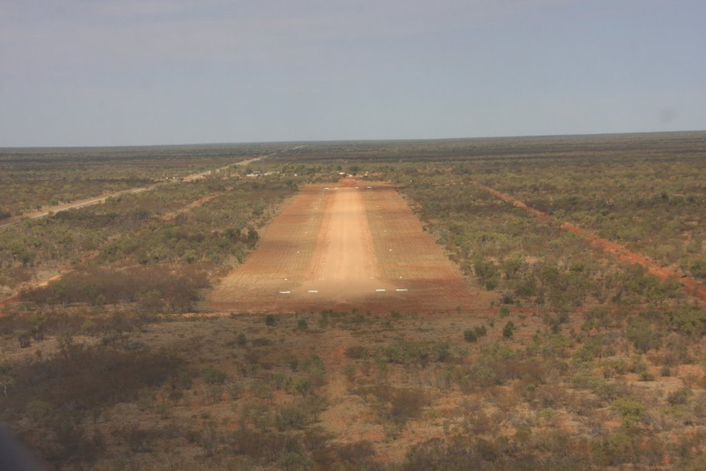 Barkly Homestead Airstrip