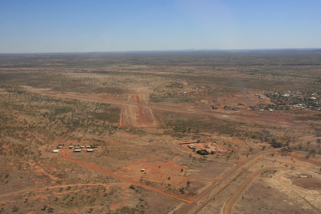 Halls Creek Airport