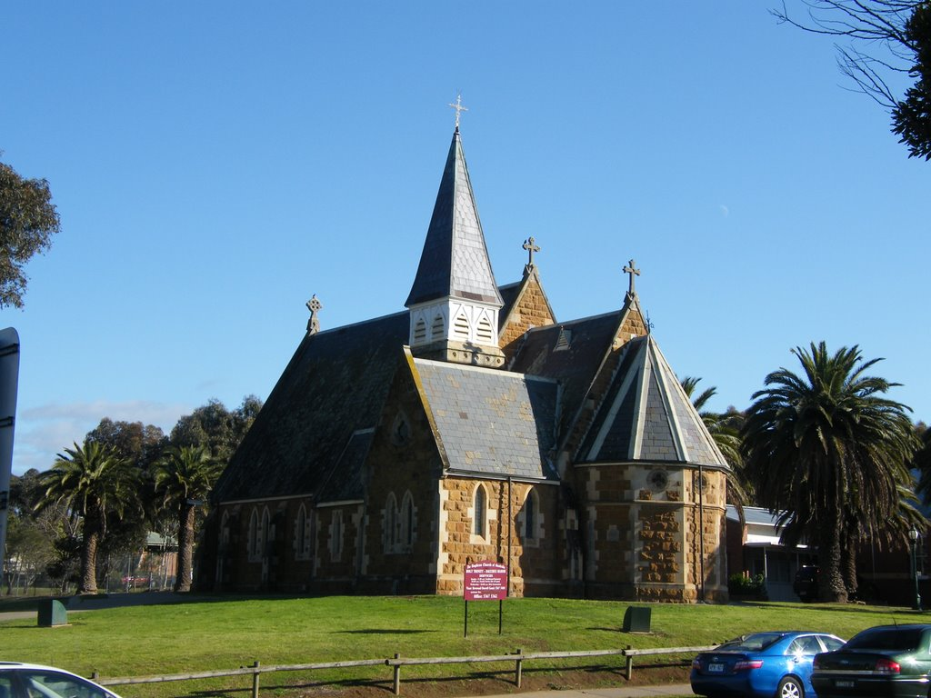 Anglican Church - Bacchus Marsh
