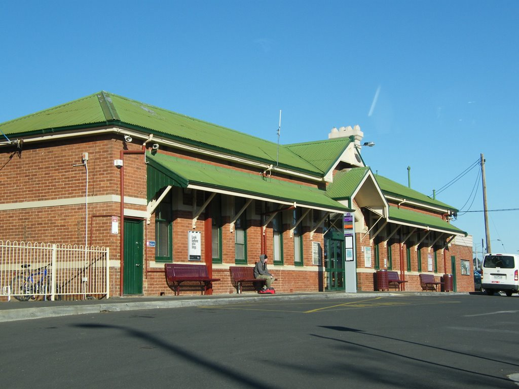 Rail Station - Bacchus Marsh