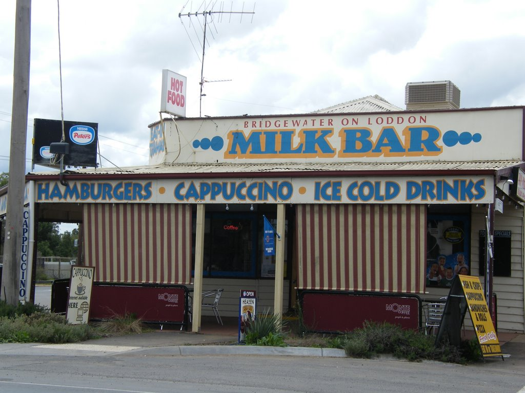 Milk Bar - Bridgewater on Lodden