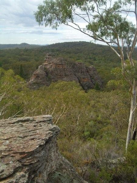 rocks near mudgee