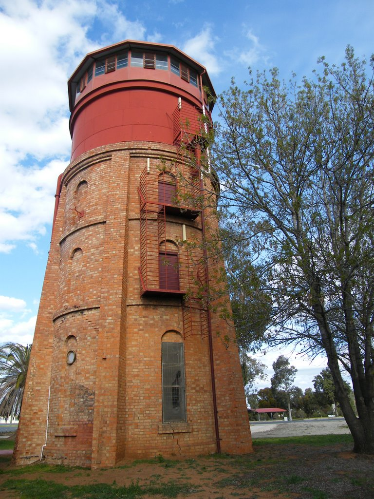 Lester Smith Lookout Tower - Kerang