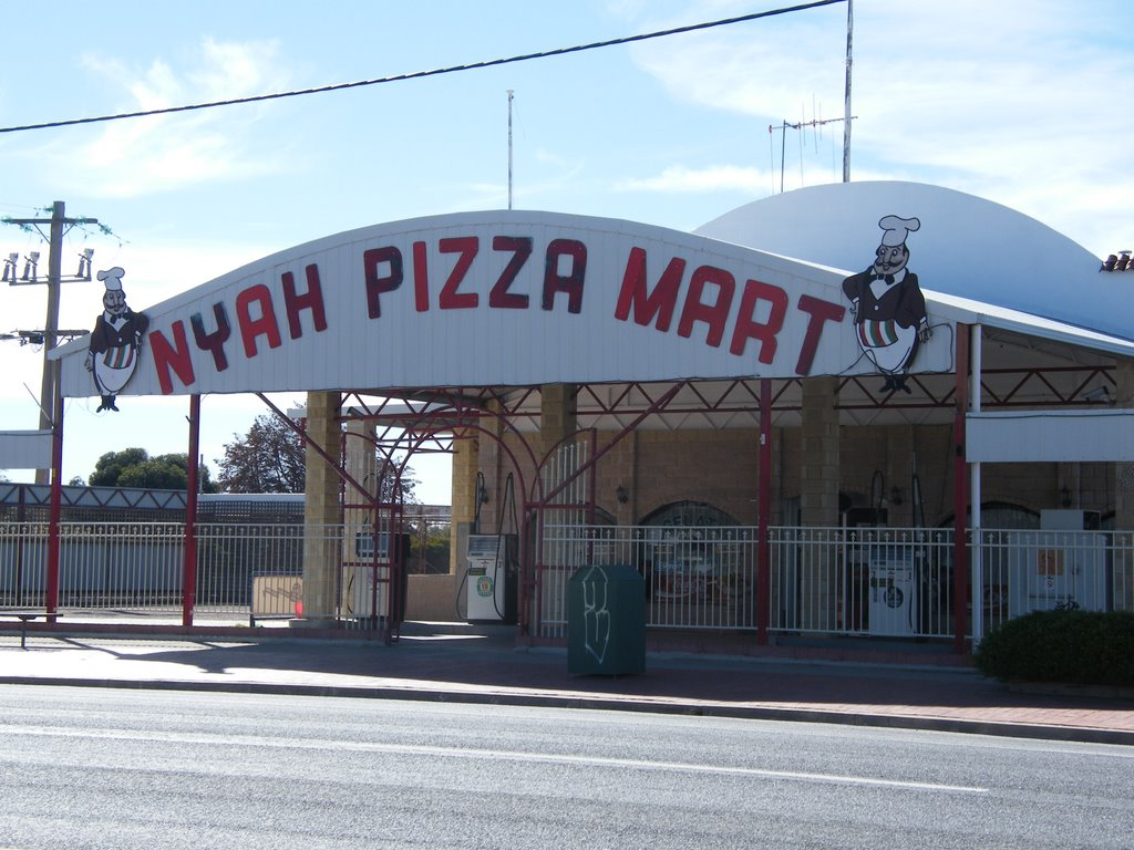 Pizza Mart - Nyah
