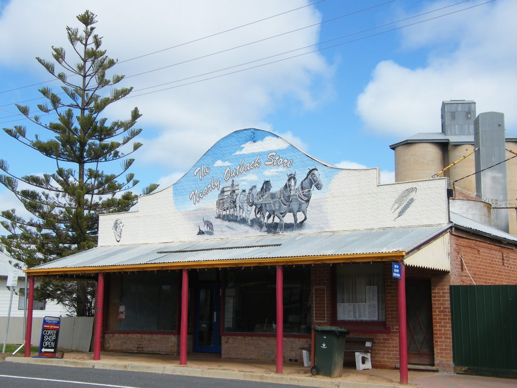 Nearly Outback Store - Lascelles
