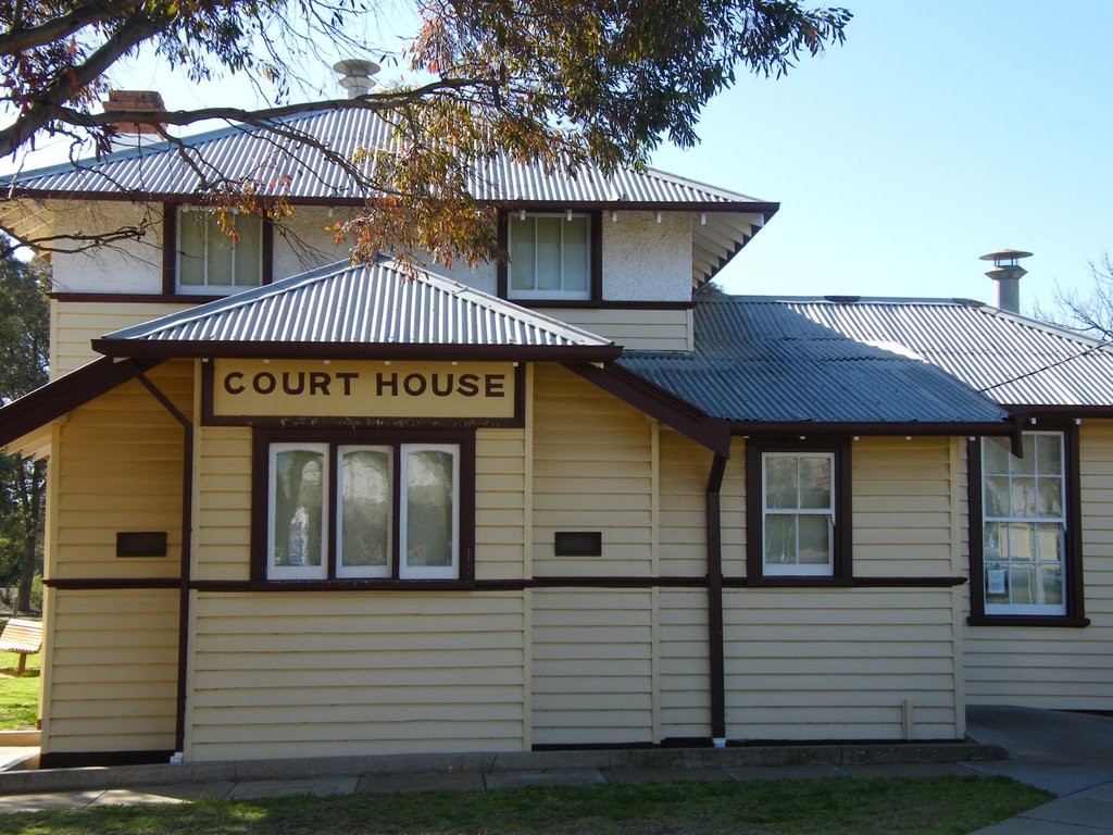 Courthouse - Ouyen