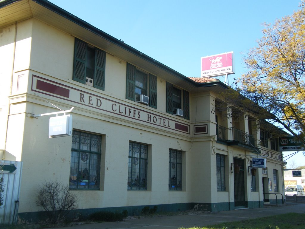 Red Cliffs Hotel - Red Cliffs