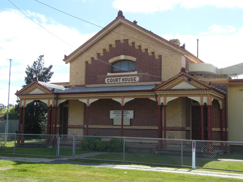 Courthouse - Warracknabeal
