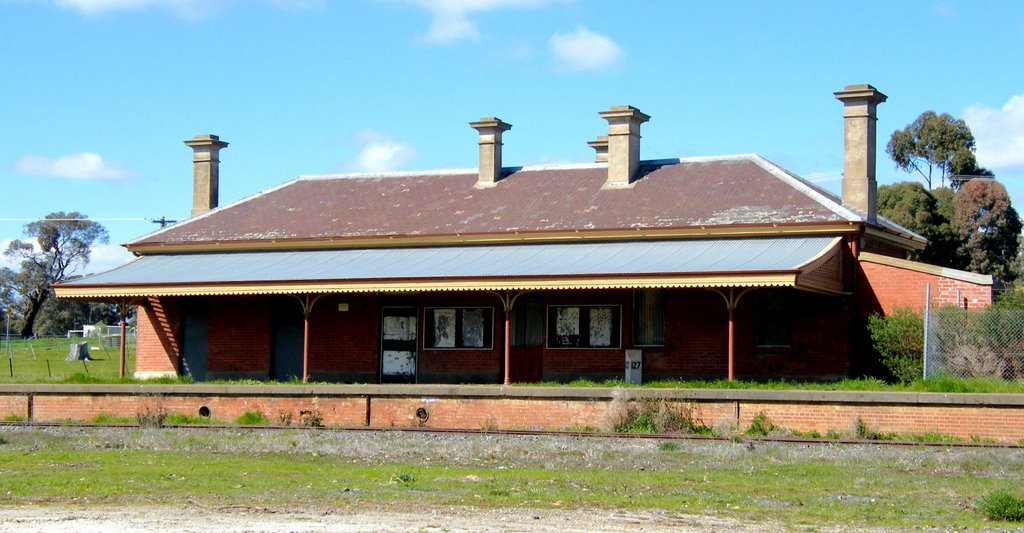 Rail Station - Avoca