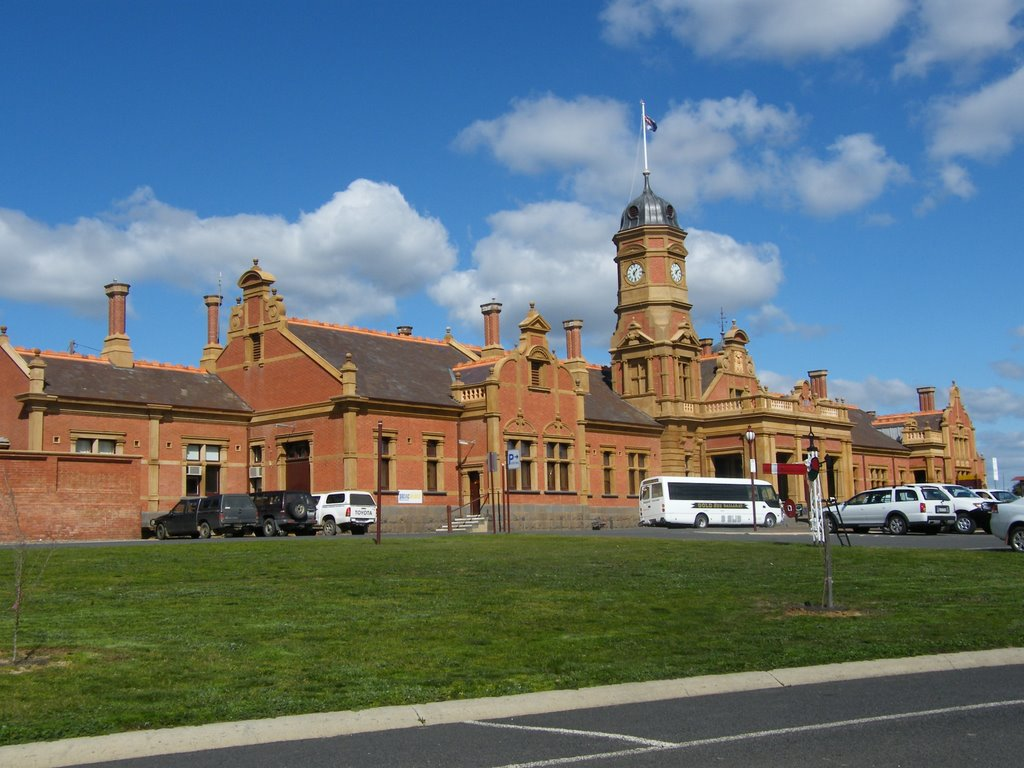 Rail Station - Maryborough
