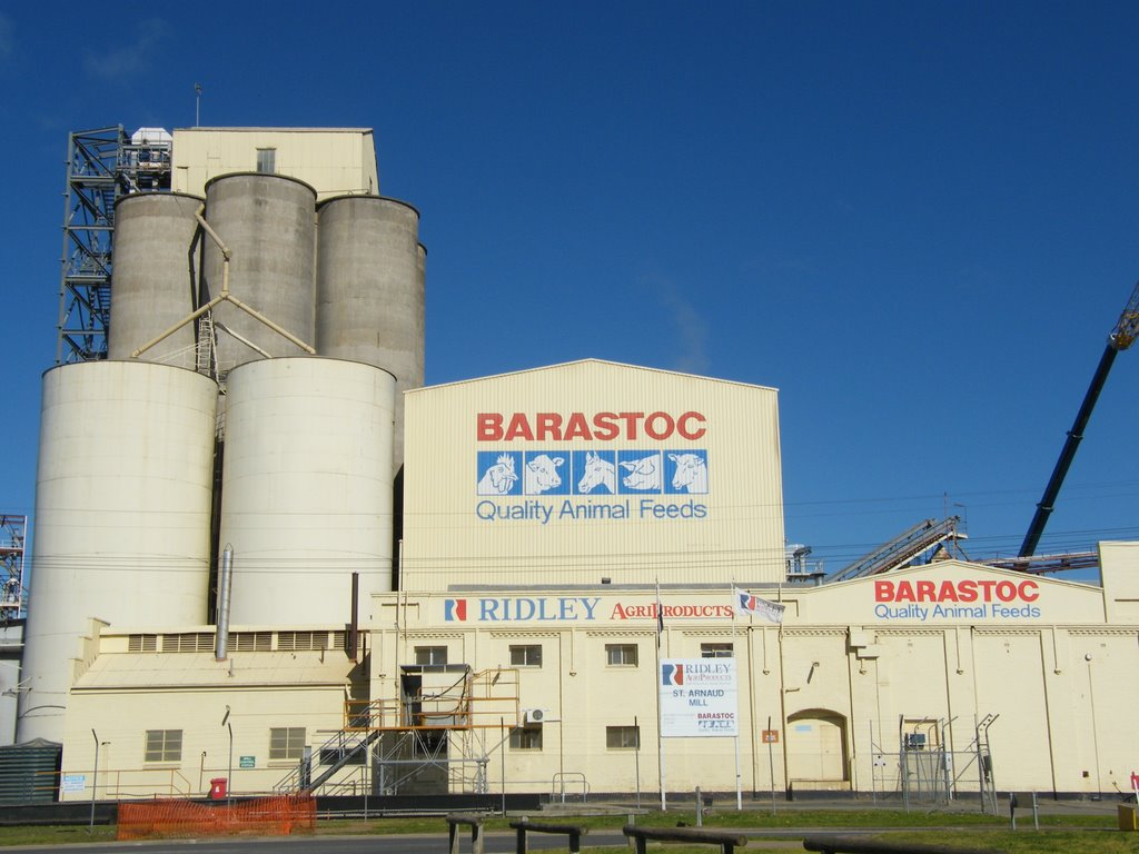 Animal Feed Mills - St Arnaud