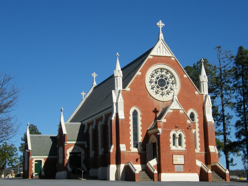 Catholic Church - St Arnaud