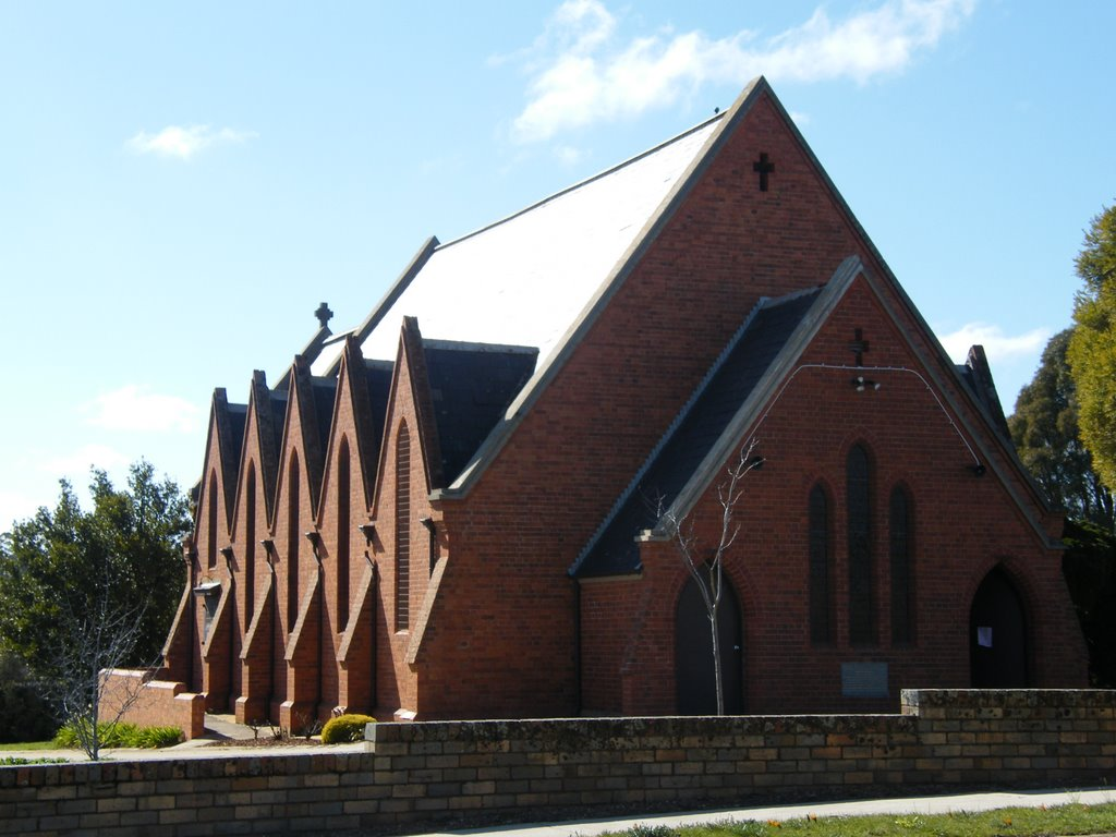 Church - St Arnaud