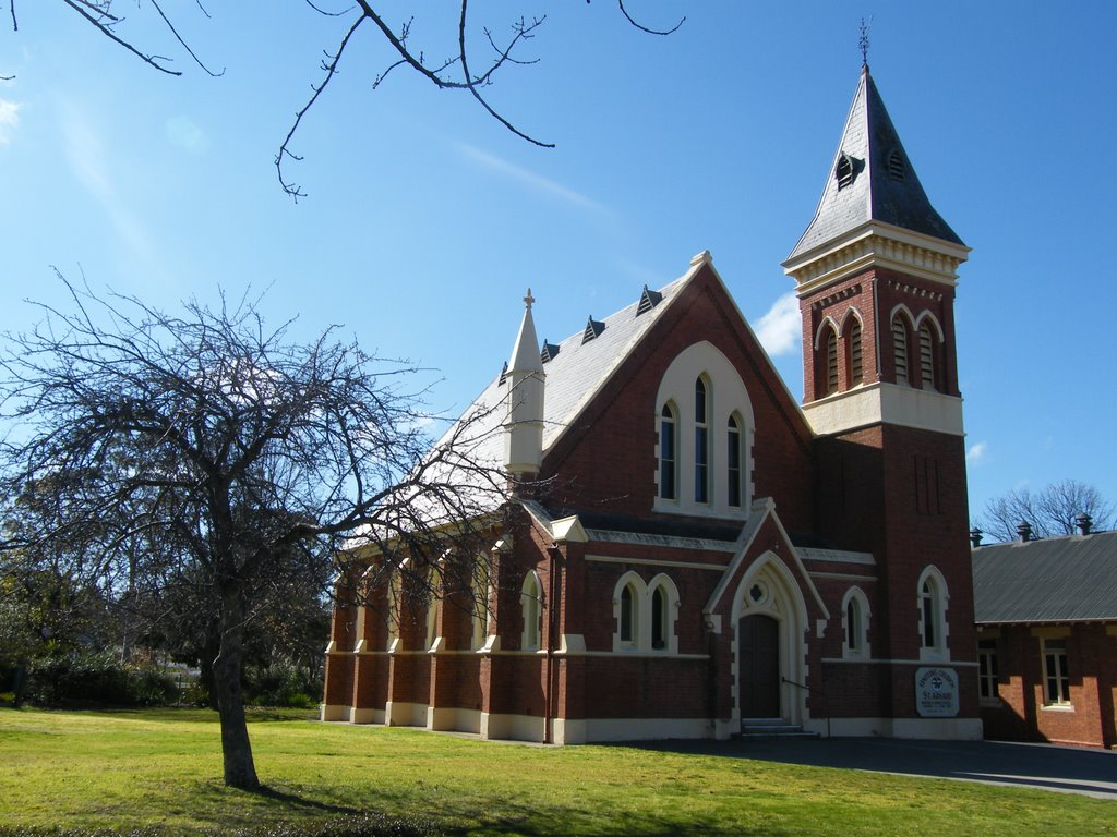 Uniting Church - St Arnaud