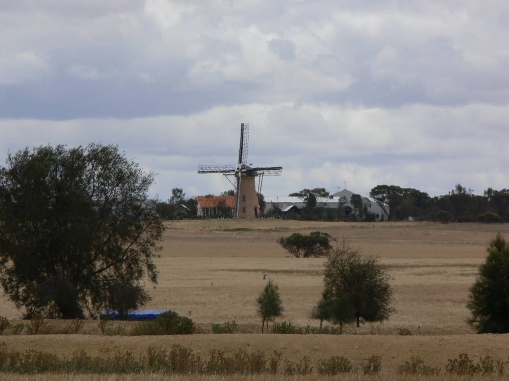 Dutch Windmill, Amelup
