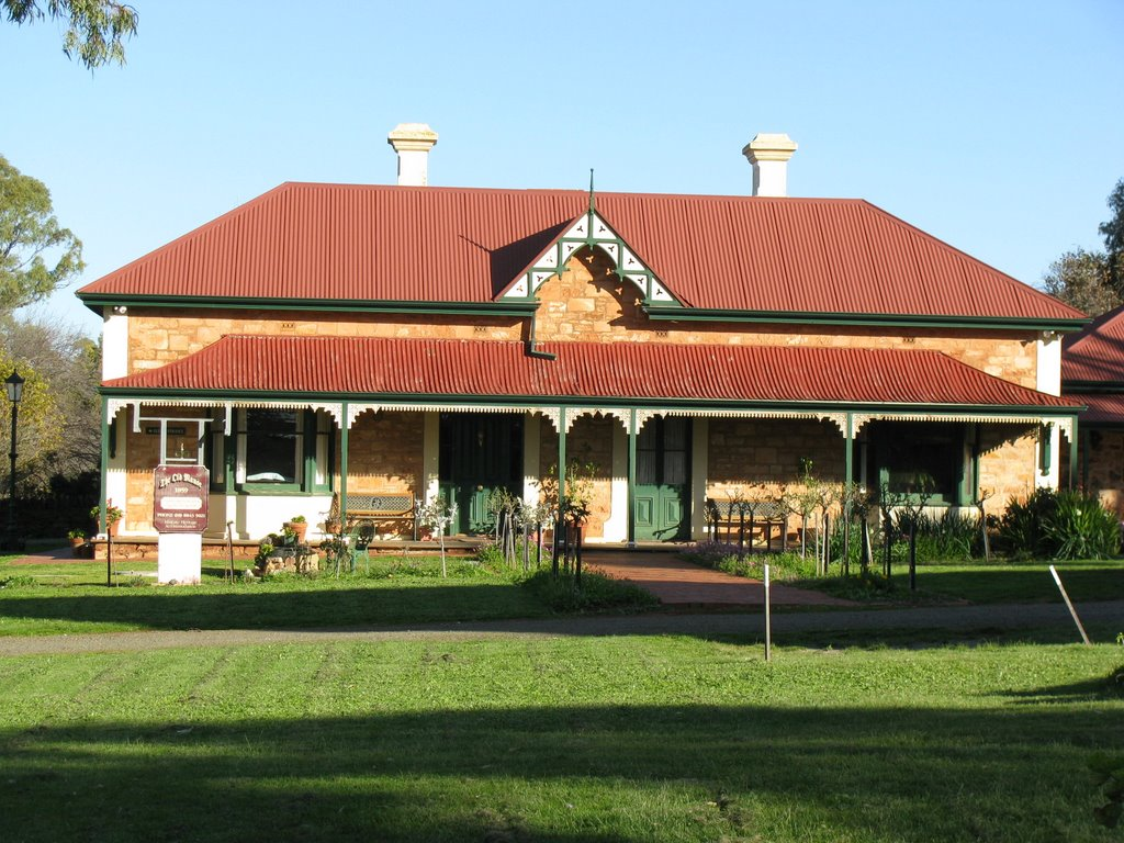Old Manse, Mintaro, South Australia