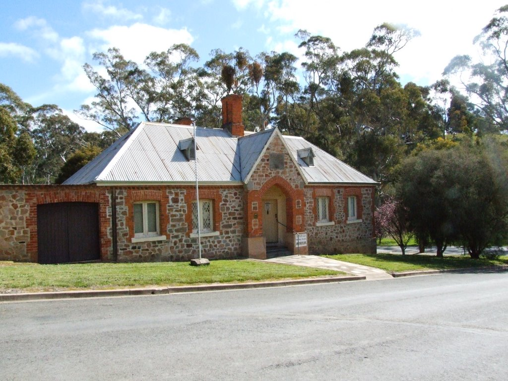Old Police Station, Clare, South Australia